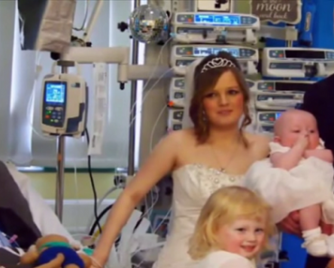 Couple Grants Terminally Ill Son's Dying Wish by Getting Married in His Hospital Room