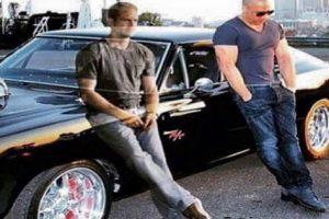 """""""Ghost"""" Photo of Paul Walker with Vin Diesel Goes Viral"""