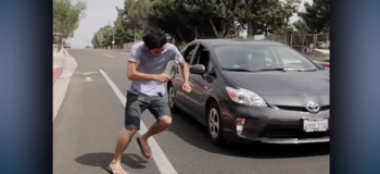 This Young Man's Mind-Blowing Tricks Will Amaze You!