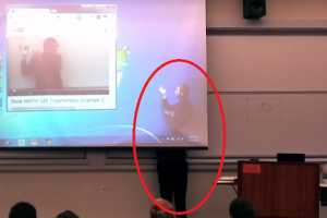 This Teacher's Hilarious Prank had His Students Laughing…That Class was Exciting!