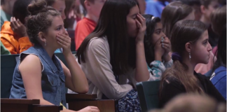 Professional Wrestler Sends Entire Students to Tears