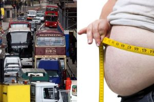 Study Shows Link Between Bulging Waistline and Traffic Noise