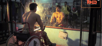 He's on a Wheelchair Because of Cancer…But Becomes a Multi-awarded Professional Bodybuilder