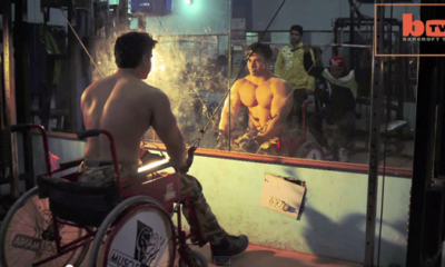 wheelchair bodybuilder