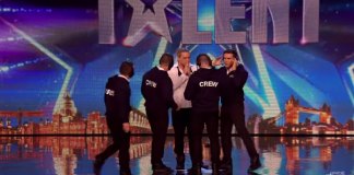 britain's got talent forbidden nights audition