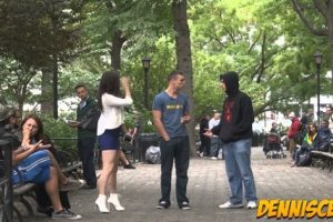 Pranksters Uncover Gold Digger? Woman Changes Mind after Seeing Money