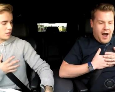 VIRAL: Justin Bieber's Epic Carpool Karaoke with James Corden