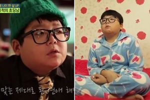 Can You Guess This Korean Man's Real Age?