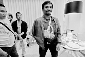 Pacquiao Could Face Criminal Charges for Hiding Shoulder Injury before Mayweather Fight