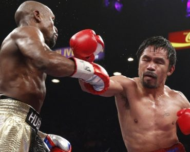 Pacman Reveals How He Injured His Right Shoulder