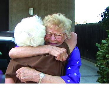 A Rapist Got Her Pregnant in Her Teens; 77 Years Later She Meets the Baby She Sent for Adoption