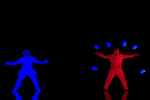 Neon Dancers from Siberia Wows with Awesome Performance