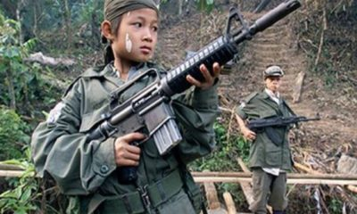 NPA child warrior