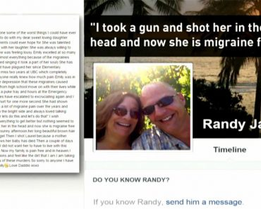 Man Details Murder of His Own Family in a Facebook Post