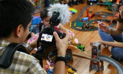 Pinoy Couple Earns $1 Million a Year for Homemade Videos