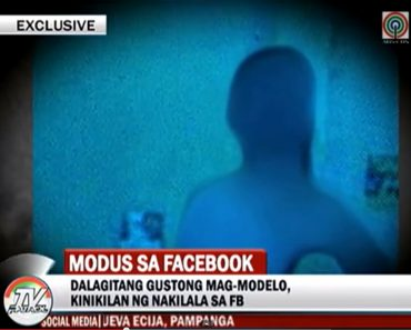 Young Aspiring Model Victimized by Extortionist on Facebook
