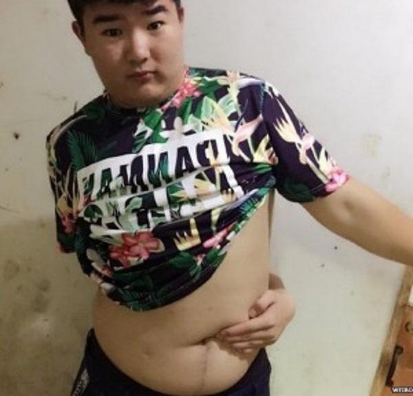 belly button challenge