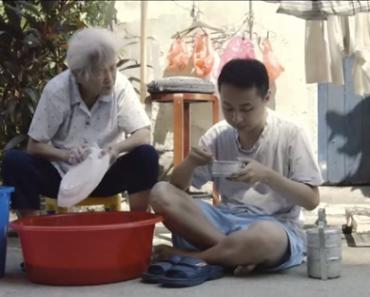 Dying Grandma Orders 10,000 Bowls of Porridge for Mentally Challenged Grandson