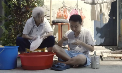 grandma buys 10,000 bowls of porridge