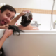 hair loss prank
