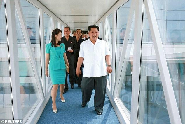 kim jong un executes airport architect 2