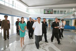 North Korea's Airport Architect Reportedly Executed Because Kim Jong Un Didn't Like the Design