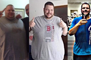 700-lb Man's Transformation in 700-Day Challenge is Incredible!