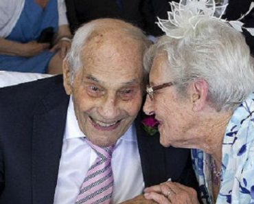 Proof that Age Does Not Matter: The World's Oldest Newlyweds