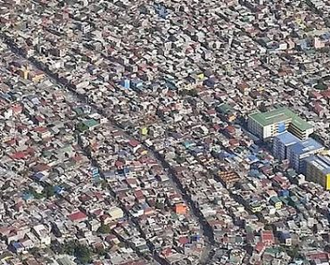 Aerial View of Pasig City Shocks Netizens…What is Wrong with this Picture?