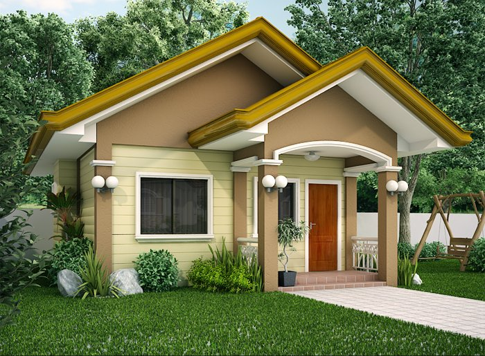 Simple house designs styles in the philippines