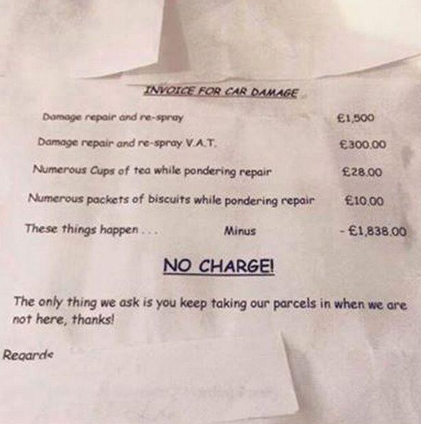 PHOTO CREDIT: Facebook via Mirror UK