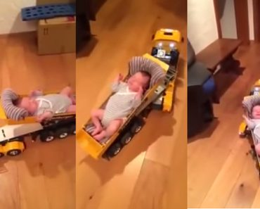 Mommy Leaves Baby with Daddy. When She Returns Home, She Gets The Biggest Surprise of HerLife
