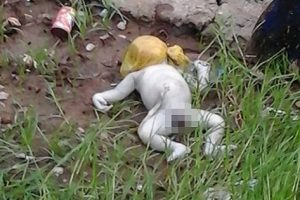 Dead Baby with Head Wrapped in Plastic Bag Found in Olongapo City
