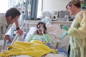 Girl Tells Incredible Stories of Her Lucid Dreams While in Coma