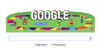 google doodle olympic games