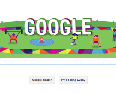 Special Olympics World Games Celebrated by Google Doodle