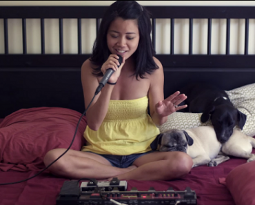 The Next YouTube Star? This Girl Rocks!