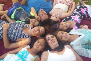 Mother Adopts BFF's Four Daughters after Losing Battle Brain Cancer