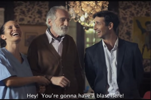 Story of Son Dropping Dad at a Retirement Home has an Unexpected Twist…Hilarious!