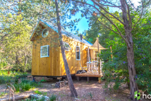 A Pinay's 140-Square-Foot Tiny Home Becomes a Viral Hit on the Web