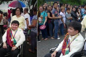 Paralyzed Student with Rare Illness Graduates Cum Laude from UP Los Baños