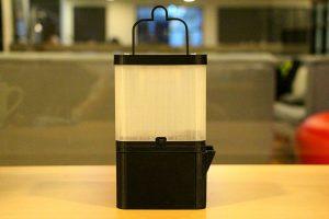 Sustainable Alternative Lighting (SALt) Lamp Design by Filipina Scientist