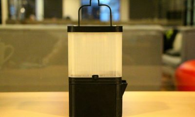SALt for Sustainable Alternative Lighting