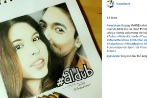Artist's Pencil Drawings of AlDub Love Team are Incredibly Realistic! Amazing!