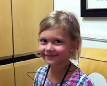 This 4-Year-Old Deaf Girl Finally Heard Her Voice For The First Time