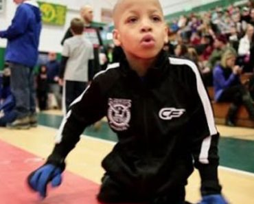 Isaiah Bird Is A 7-Year-Old Boy Wrestler Without Legs. So What's Your Excuse?