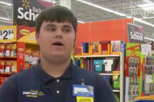 This Inspiring 18-Year-Old Walmart Worker Donates His Salary To Poor Children