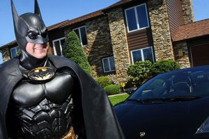 Batman of Maryland Dies After Tragic Road Accident