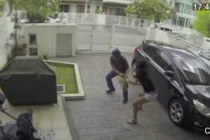 These Criminals Attempted to Steal a Girl's Handbag. What She Did Next Will Leave You in Awe