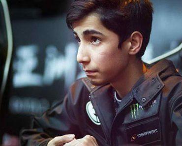 Pakistani Teenager Makes $6.63 Million By Playing DOTA 2